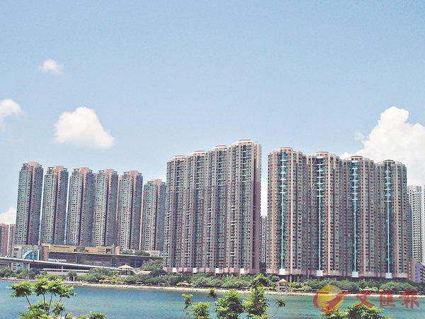 ■灝景灣新近錄破頂成交,兩房單位造價816萬元,呎價16,386元創屋苑新高。 資料圖片
