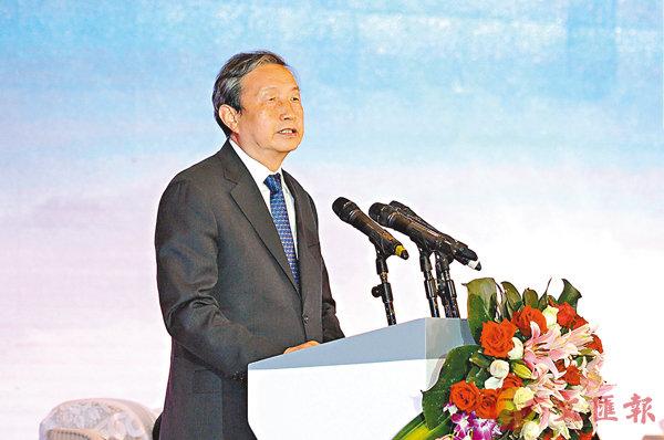 ■馬凱。記者李昌鴻 攝