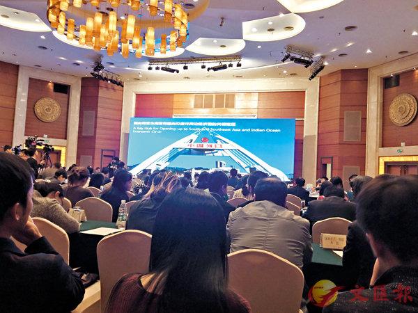 ■雲南將於6月中旬舉行南亞東南亞國家商品展,將助珠三角企業拓展「一帶一路」機遇。李昌鴻 攝