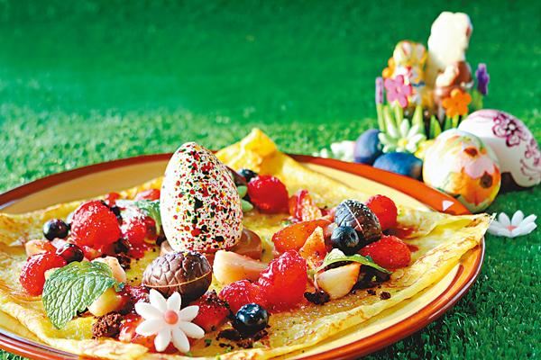 ■天際100復活節限定主題美食。