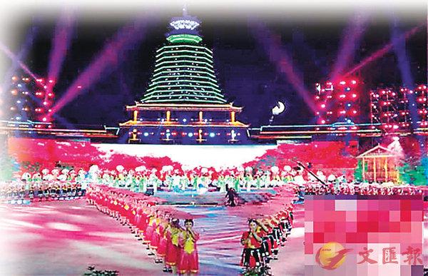 ■為期兩天的侗族大戊梁歌會,將大戊梁文化傳入世界各地。網上圖片