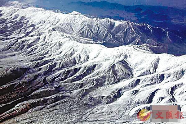■新化石證實「世界屋脊」在2,600萬年前是低地。 網上圖片