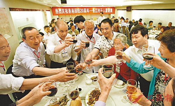 江蘇推長者遊  千人團振港旅業 (圖)