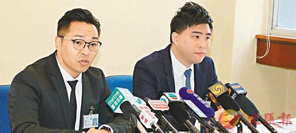 ■警方公佈今年第一季電騙統計數字。 劉友光 攝