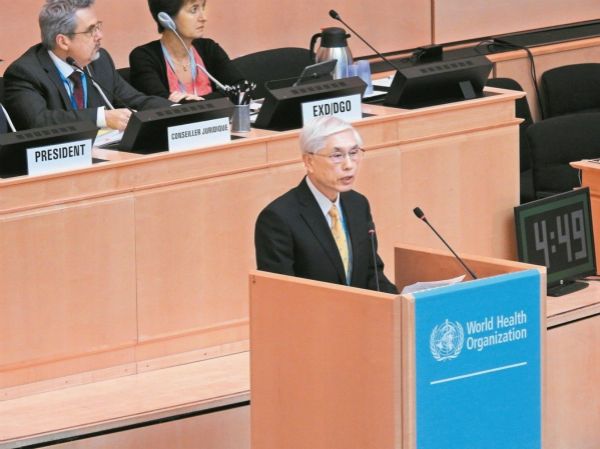 世界衛生大會(WHA)將在下月22日舉行,台灣至今仍還沒收到大會發出的邀請函。