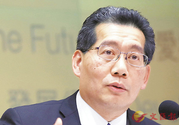 ■蘇錦樑指今次注資估計有5%內部回報率,對香港整體經濟效益亦有正面作用。資料圖片