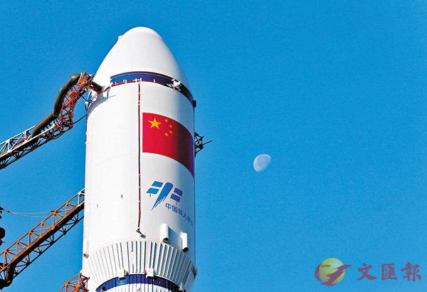天舟一號首次完成「太空加油」 (圖)