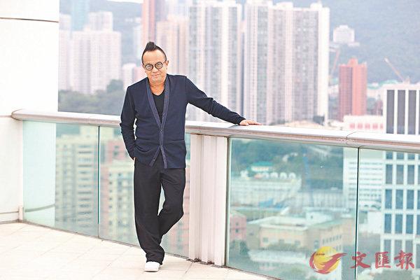 ■生於香港、長於夏威夷的David對中國文化興趣濃厚。 莫雪芝 攝