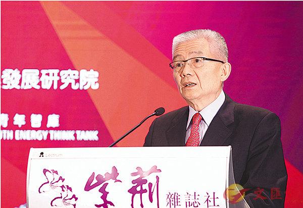 徐澤促加強教育推廣  準確把握「一國兩制」利港穩定 (圖)