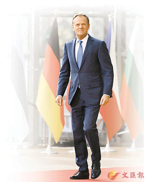 歐盟27國通過脫歐談判指引 (圖)