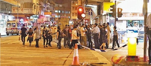 南亞幫逾50人街頭大廝殺 (圖)