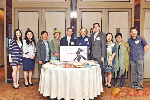 ■主辦方與評審日前揭曉香港書獎入圍名單。 主辦方提供