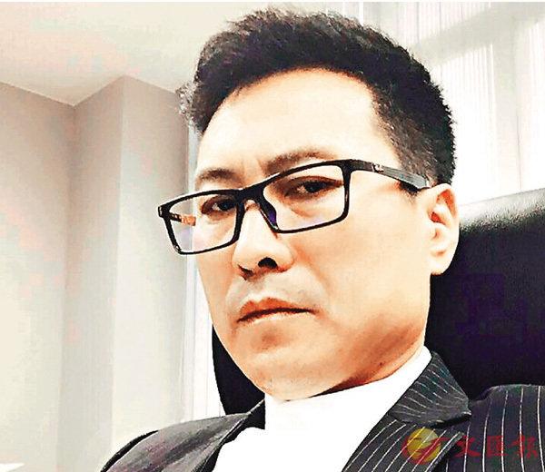 谷卓恆借錢唔還  商人入稟追372萬 (圖)