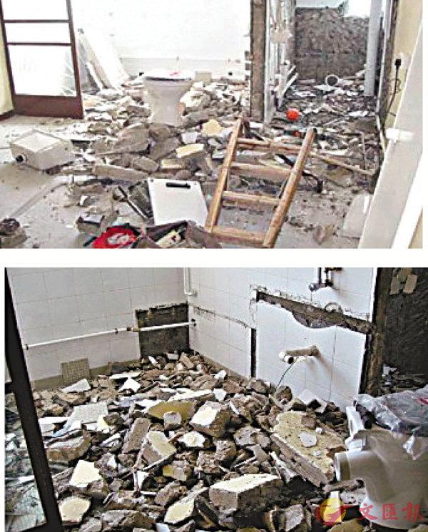 申訴署批房署散漫  3年未修復違規公屋 (圖)