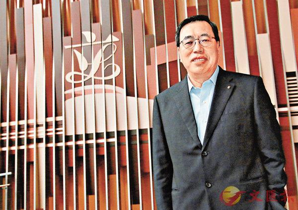 ■梁君彥希望《2017年撥款條例草案》可在本周審畢,呼籲議員合作。香港文匯報記者彭子文 攝