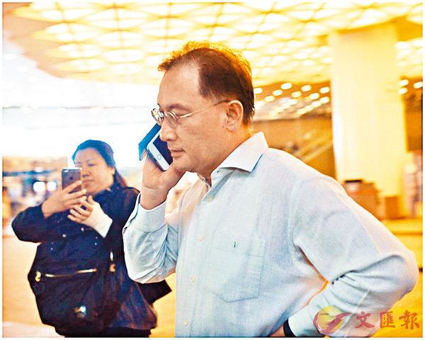 ■香港脊醫學會會長陳顯強昨日出席聆訊。