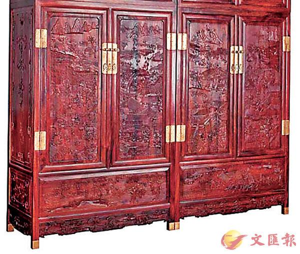 ■紅木傢具   網上圖片