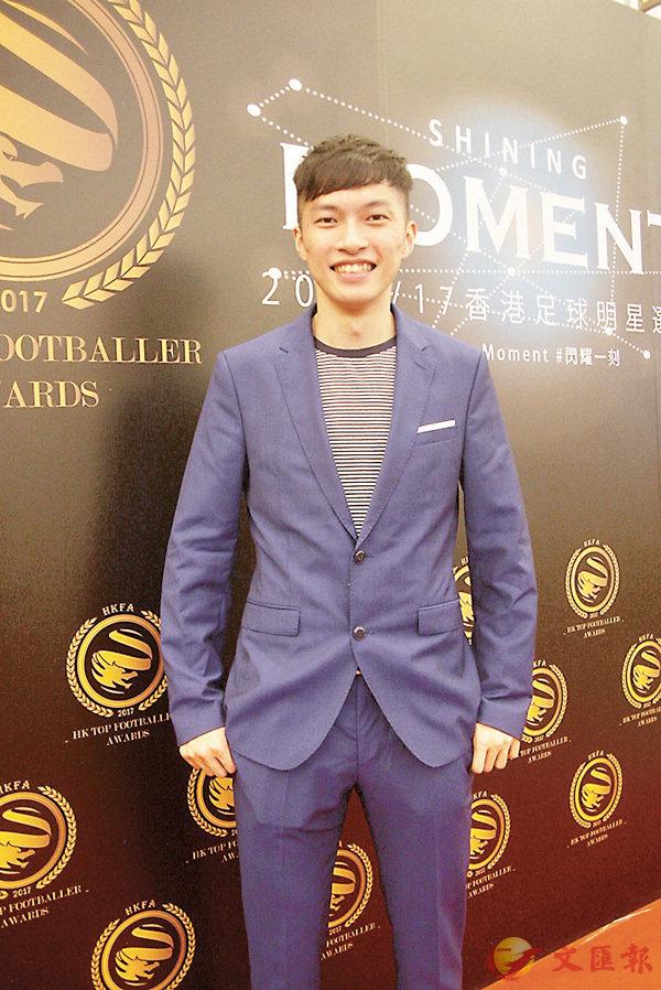 ■伍家朗征蘇盃望有獎牌落袋。 香港文匯報記者潘志南  攝