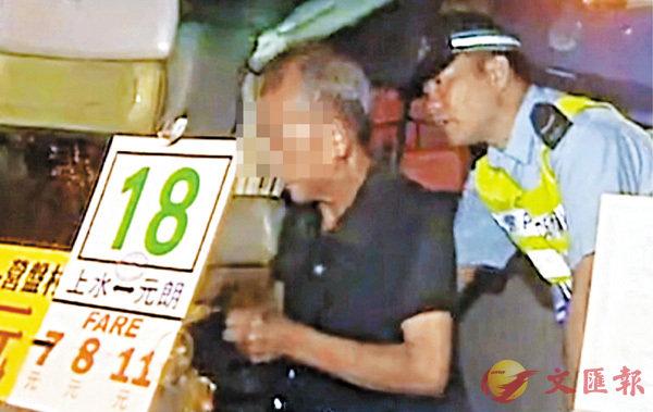 82歲翁駕紅VAN  撞死62歲阿伯 (圖)