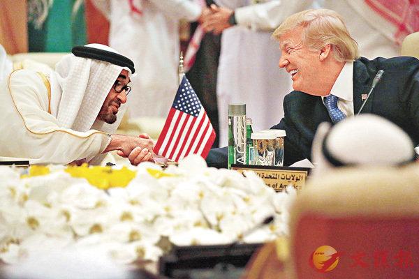 ■特朗普期望重啟與伊斯蘭世界的關係。 路透社
