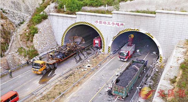 河北氣罐車爆炸釀18死 (圖)