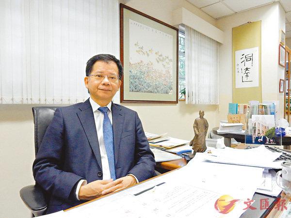 何漢權:價值教育應加強  育香港心中國情 (圖)