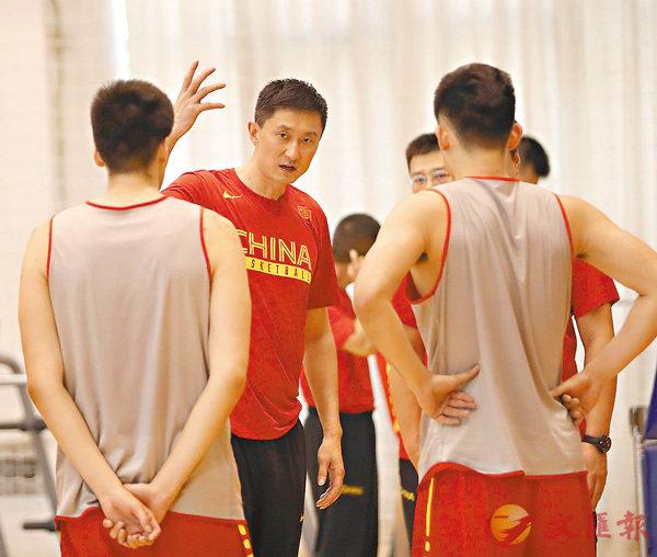 组出炉 中国与菲律宾队同组