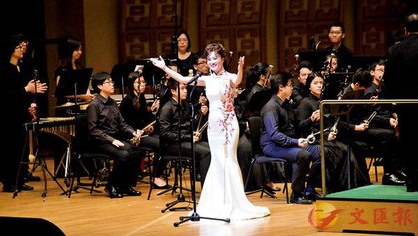 ■郭小青舉辦音樂會慶回歸