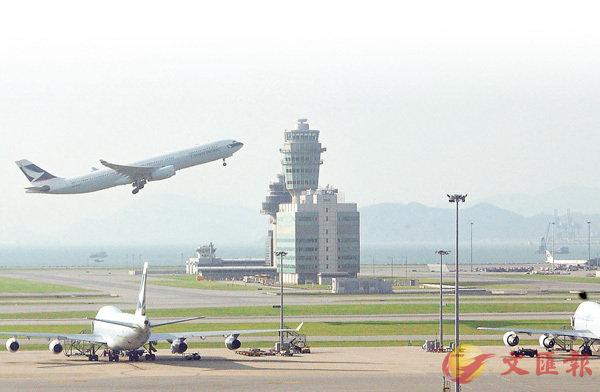 ■政府銳意興建第三條跑道及港珠澳大橋,將令大嶼山成為香港未來發展的焦點。 資料圖片
