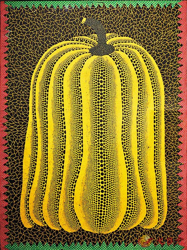 《Pumpkin》  (南瓜)   1981