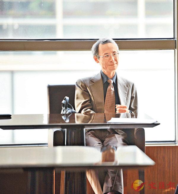■奚君羊指,本周A股成功闖關MSCI可能性高達75%。香港文匯報記者章蘿蘭  攝