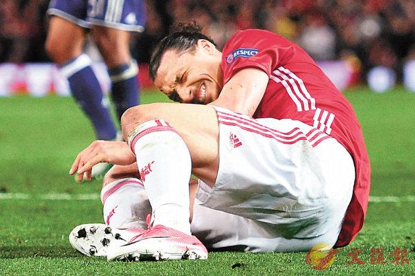 ■伊巴上季末段遭受膝蓋重傷。 法新社