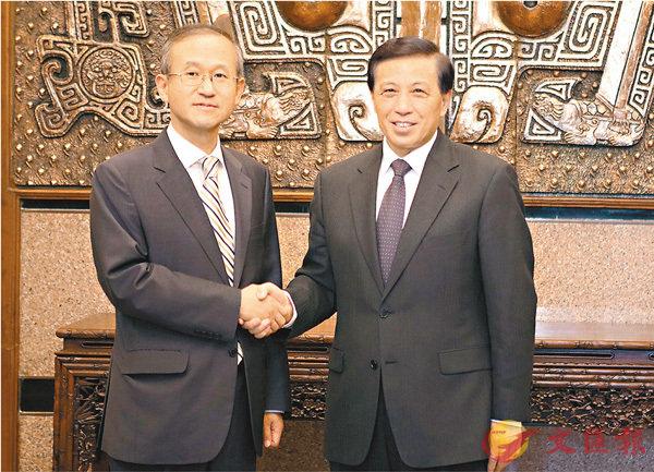 中國副外長:中韓關係主障礙未除 (圖)