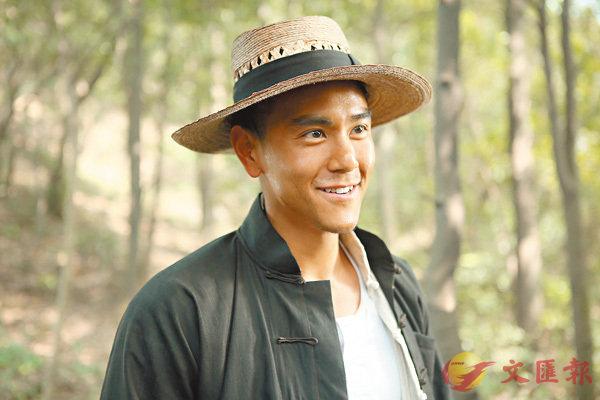 ■彭于晏飾演游擊隊短槍隊隊長劉黑仔。
