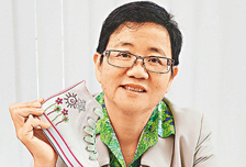 林彩朗:港外銷再攀峰