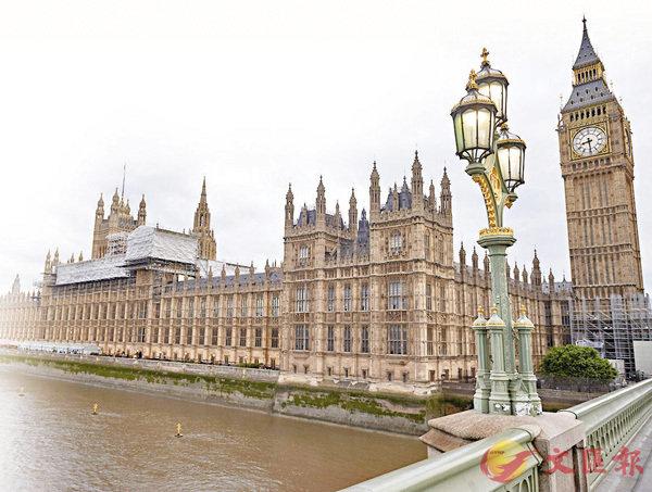 ■英國國會電郵系統遭大規模網絡攻擊。法新社