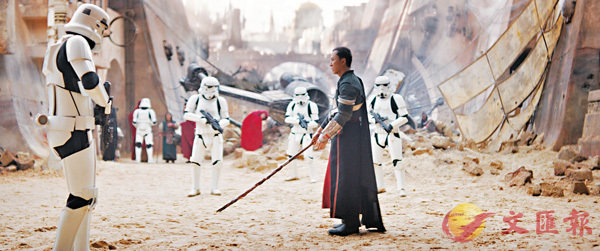 ■Nomadic總裁Doug Griffin、工作室總監Rick Schulze等人,都曾經參與過《星球大戰》等大型科幻電影的製作。