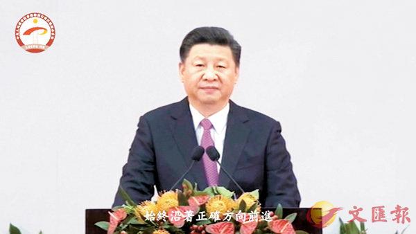 中聯辦《愛港》新片  習主席講話融兩地居民祝願 (圖)