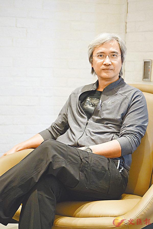 ■陳木勝以拍動作片聞名,此次卻接受了科幻喜劇片《喵星人》的挑戰。