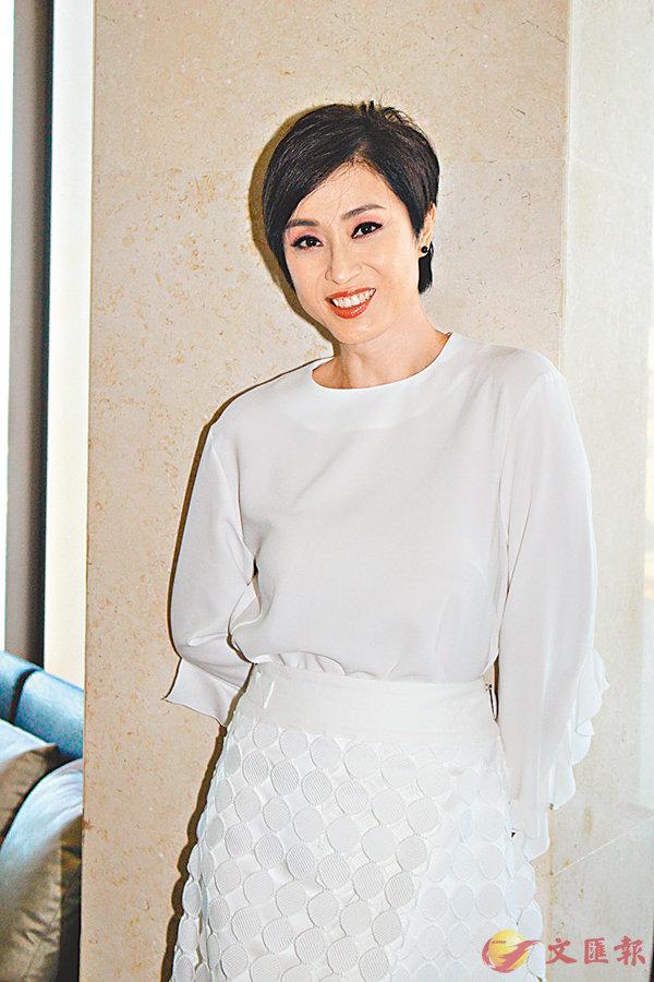 ■陳法蓉常將「工作時工作、遊戲時遊戲、慈善時慈善」掛在口邊。