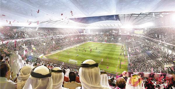 卡塔爾世盃  命懸斷交風波 (圖)