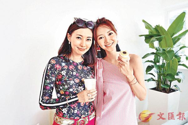 ■倪晨曦獲好友陳爽撐成立工作室。