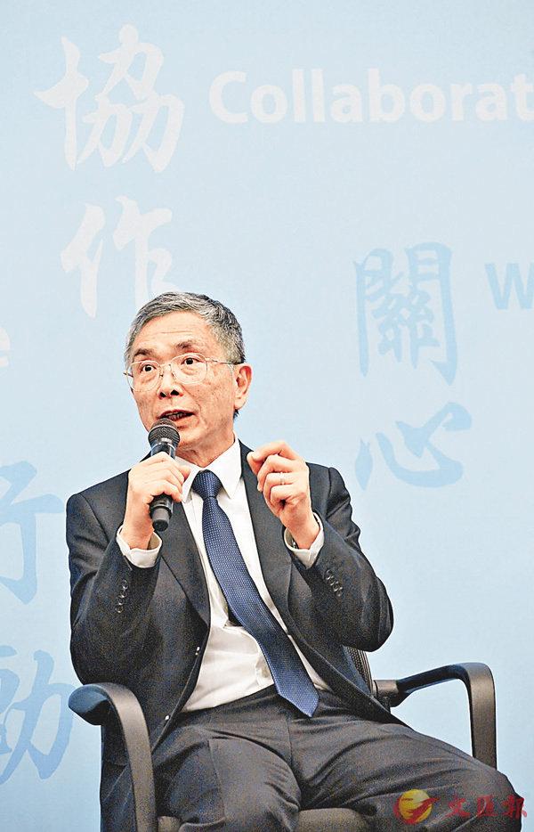 ■劉怡翔接掌財庫局後有三大目標,包括建立中央資料庫,拓展金融科技及綠色金融。 資料圖片