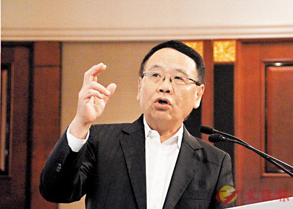 ■百麗行政總裁盛百椒指,回歸A股取決於要約方決定。 資料圖片