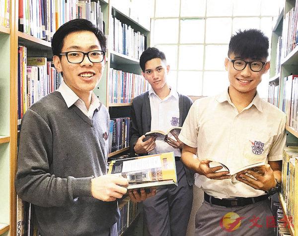 ■鄧鵠耀與老師鄧佩詩。 香港文匯報記者黎忞  攝
