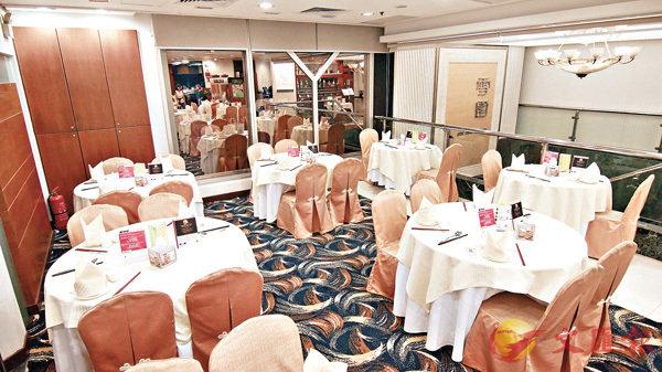 ■蘇麗珊說,計劃中的雪園新分店店內除了圓桌,還會設置卡位。