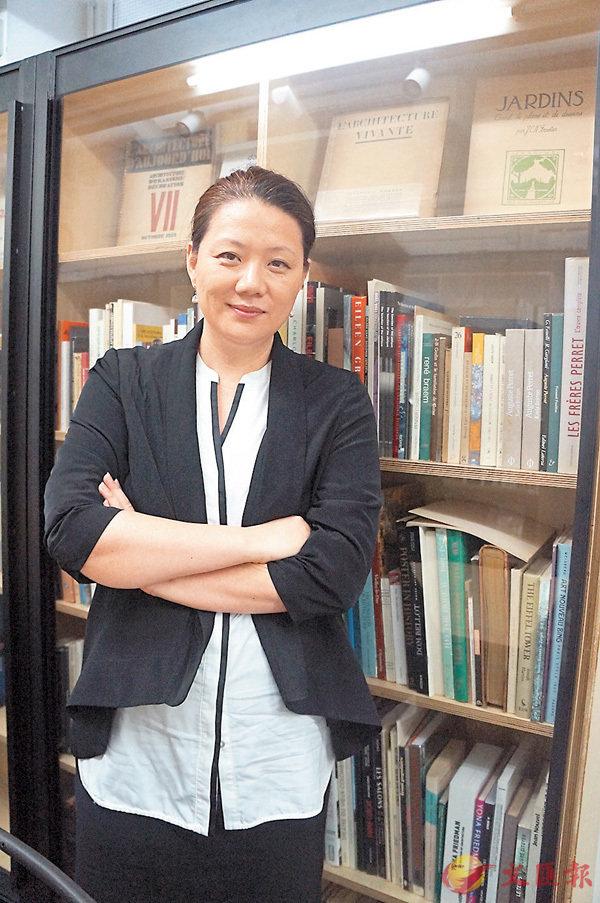 ■香港大學建築學院副教授及副院長杜鵑。陳添浚 攝