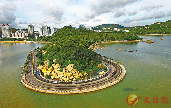 粵擬建濱海公路  串聯14市90景點 (圖)