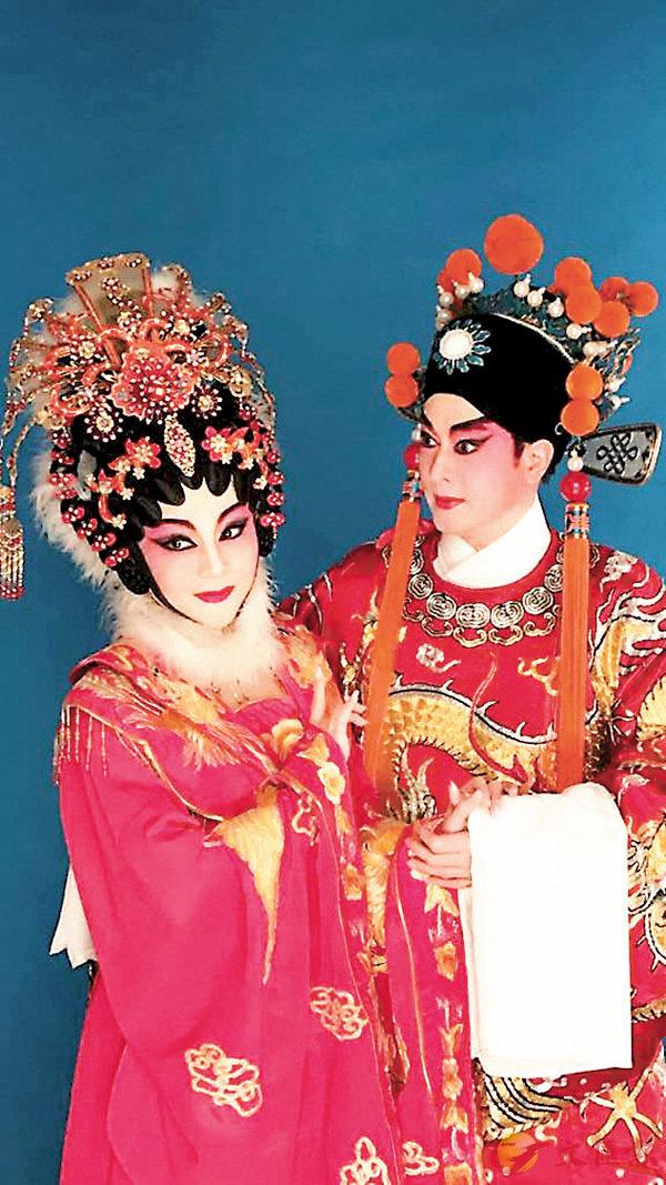 ■在《狄青闖三關》中,狄青和雙陽公主是非常匹配的佳偶!
