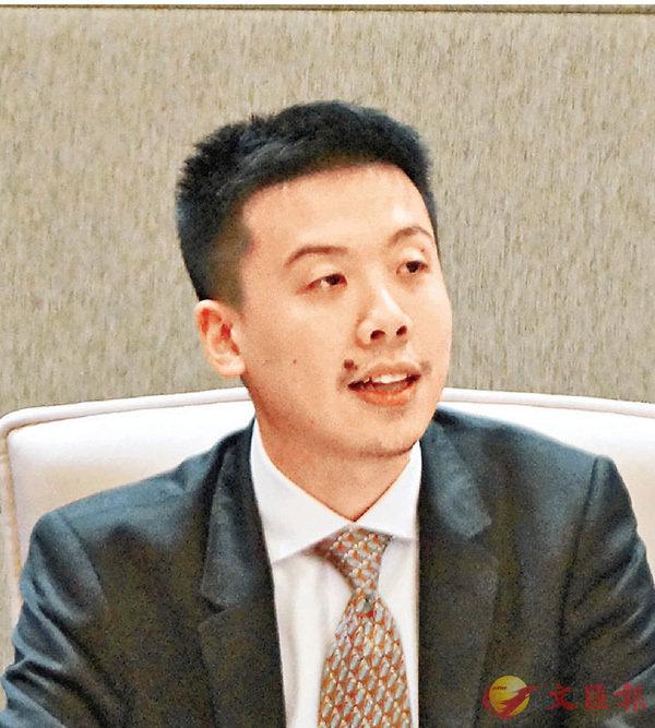■蔡雋思指「一帶一路」令香港學子發現更多機遇。 香港文匯報 記者李昌鴻  攝